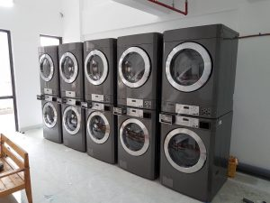Dịch vụ giặt là đồng phục Bình Dương