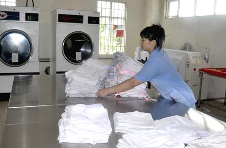 Dịch vụ giặt chăn ga gối nệm Thủ Dầu Một