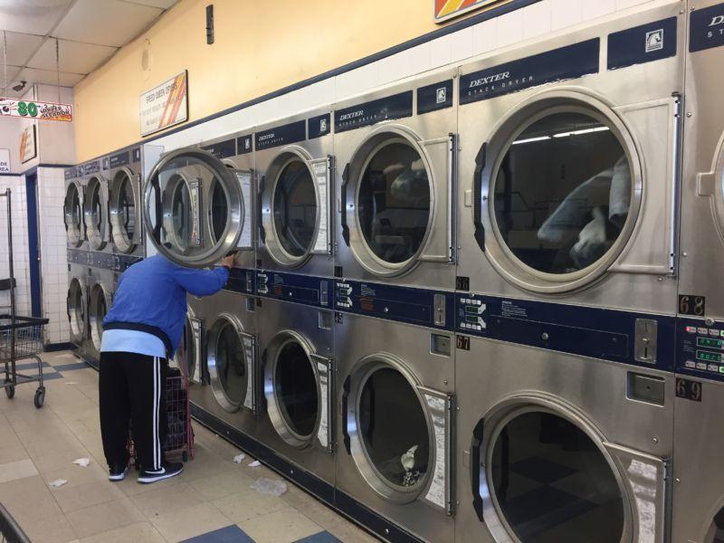 Dịch vụ giặt đồ đồng phục Thành phố mới