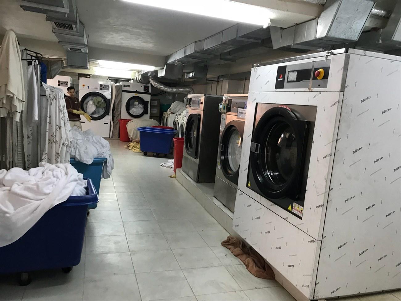 Thuê dịch vụ giặt đồ bảo hộ lao động tại Thành phố mới Bình Dương