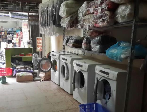 Giặt ủi công nghiệp Thành phố mới