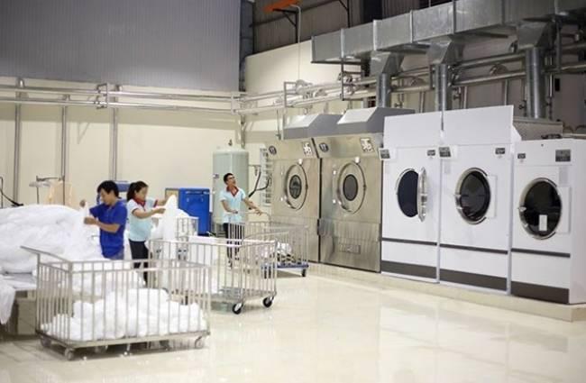 thực hiện dịch vụ giặt ủi công nghiệp Thành phố mới chuyên nghiệp
