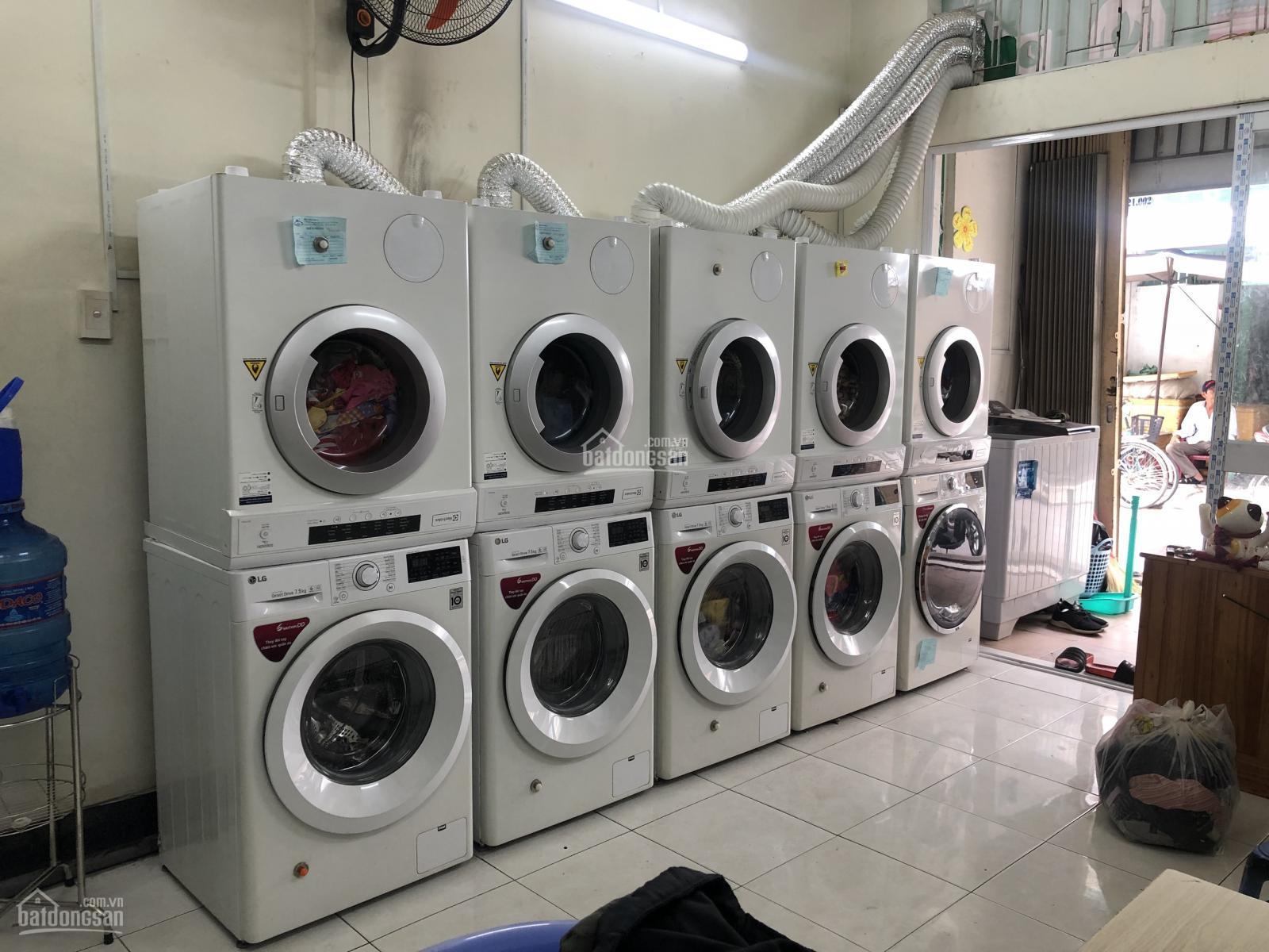 Công ty giặt đồ khách sạn Thành phố mới.