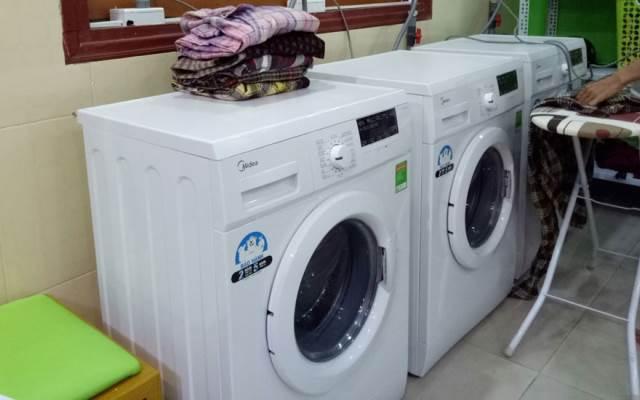 Địa chỉ giặt sấy Thành phố mới