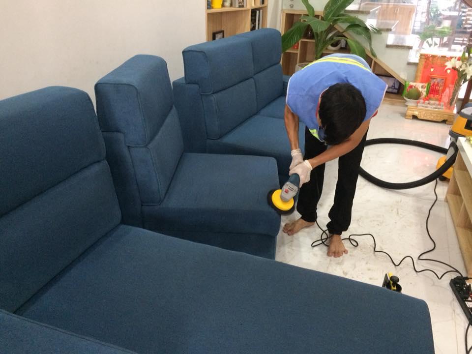 Đơn vị giặt ghế sopha Thủ Dầu Một uy tín