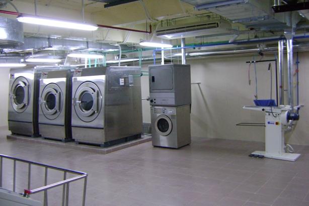 Nơi giặt đồ khách sạn Thành phố mới chuyên nghiệp