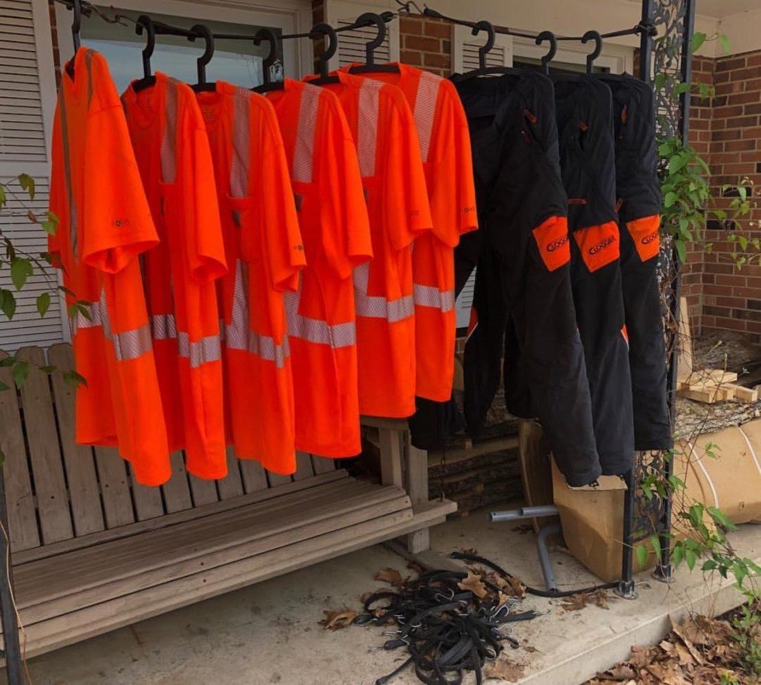 Dịch vụ giặt đồ bảo hộ lao động Dĩ An giá rẻ