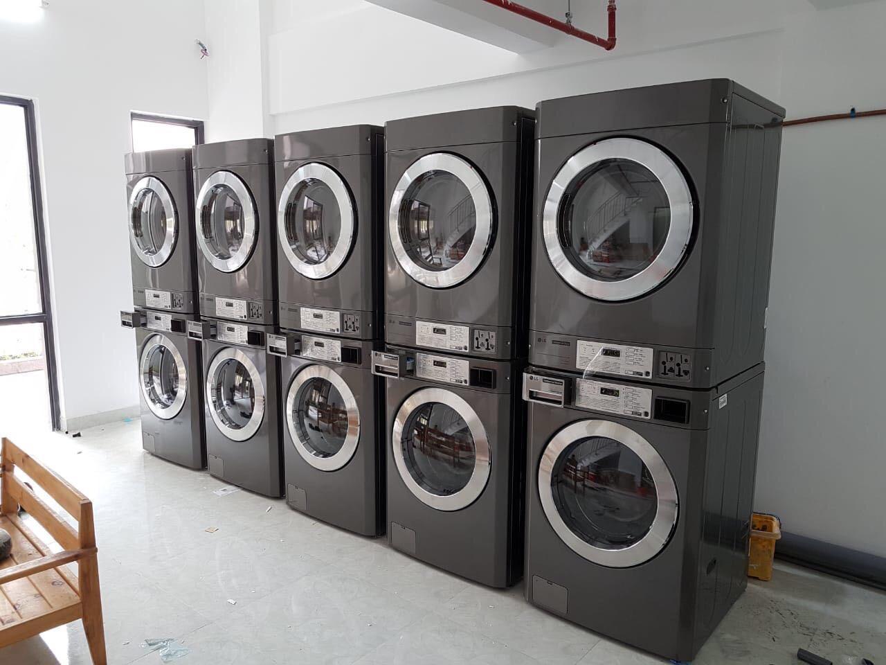 Đơn vị giặt ủi uy tín tại Thành Phố Mới