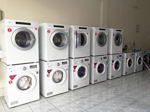 Dịch vụ giặt ủi quần áo dĩ an bình dương